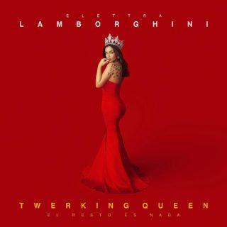 Elettra Lamborghini Twerking Queen album 2020 copertina