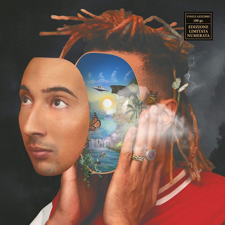 Ghali DNA album 2020 copertina