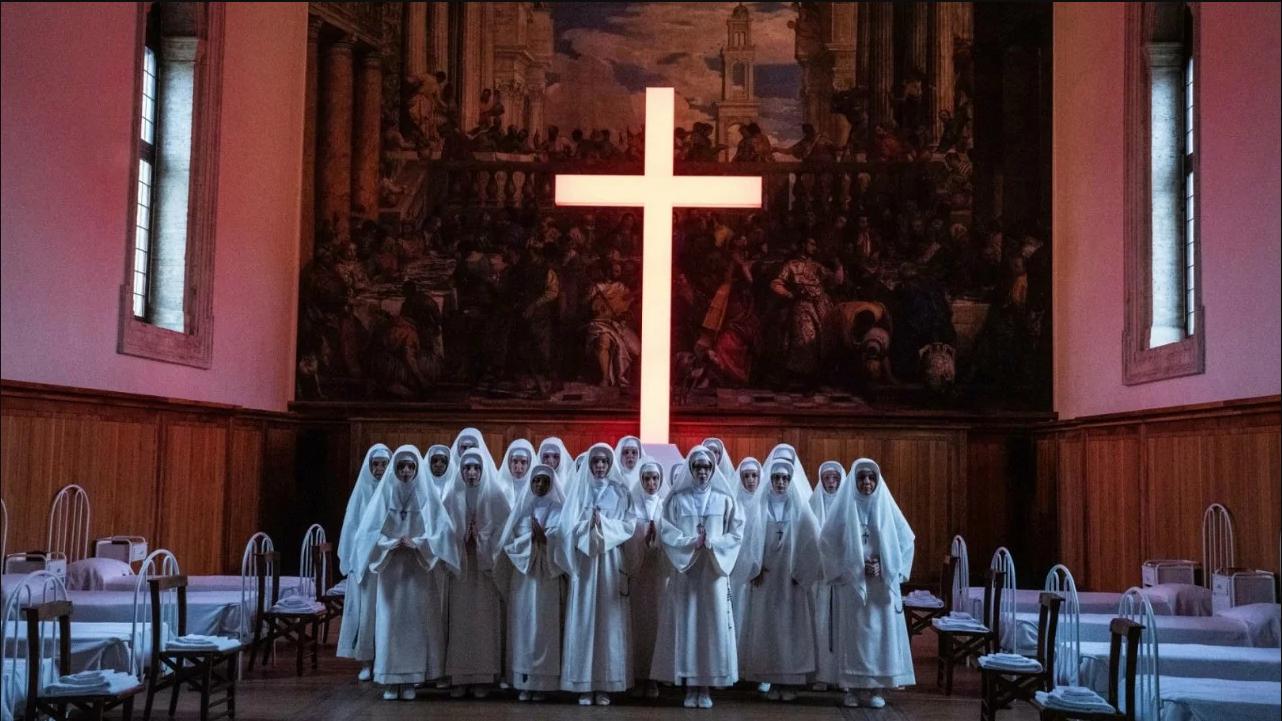Good Time Girl - Sofi Tukker sigla The New Pope