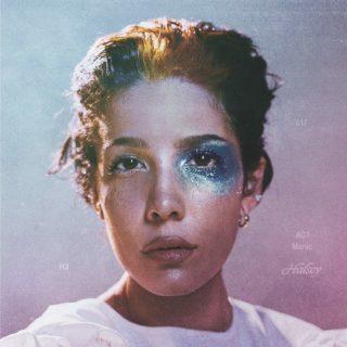 Manic Halsey album 2020 cover