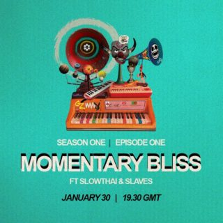 Momentary Bliss Gorillaz Feat Slaves e slowthai