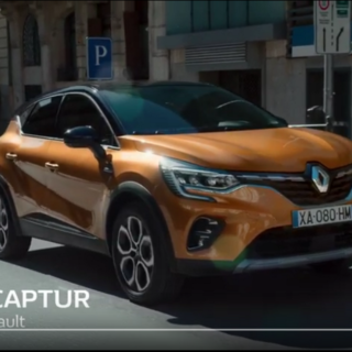 Renault Capture Spot 2020