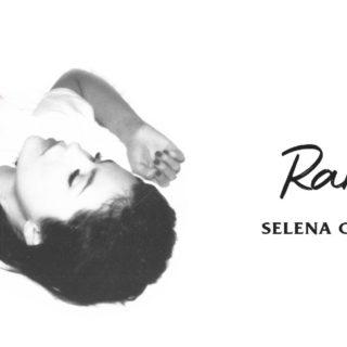 Selena Gomez Rare Album cover