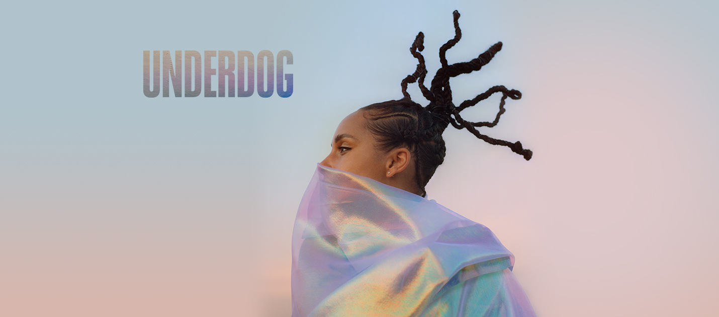 Underdog - Alicia Keys cover artwork