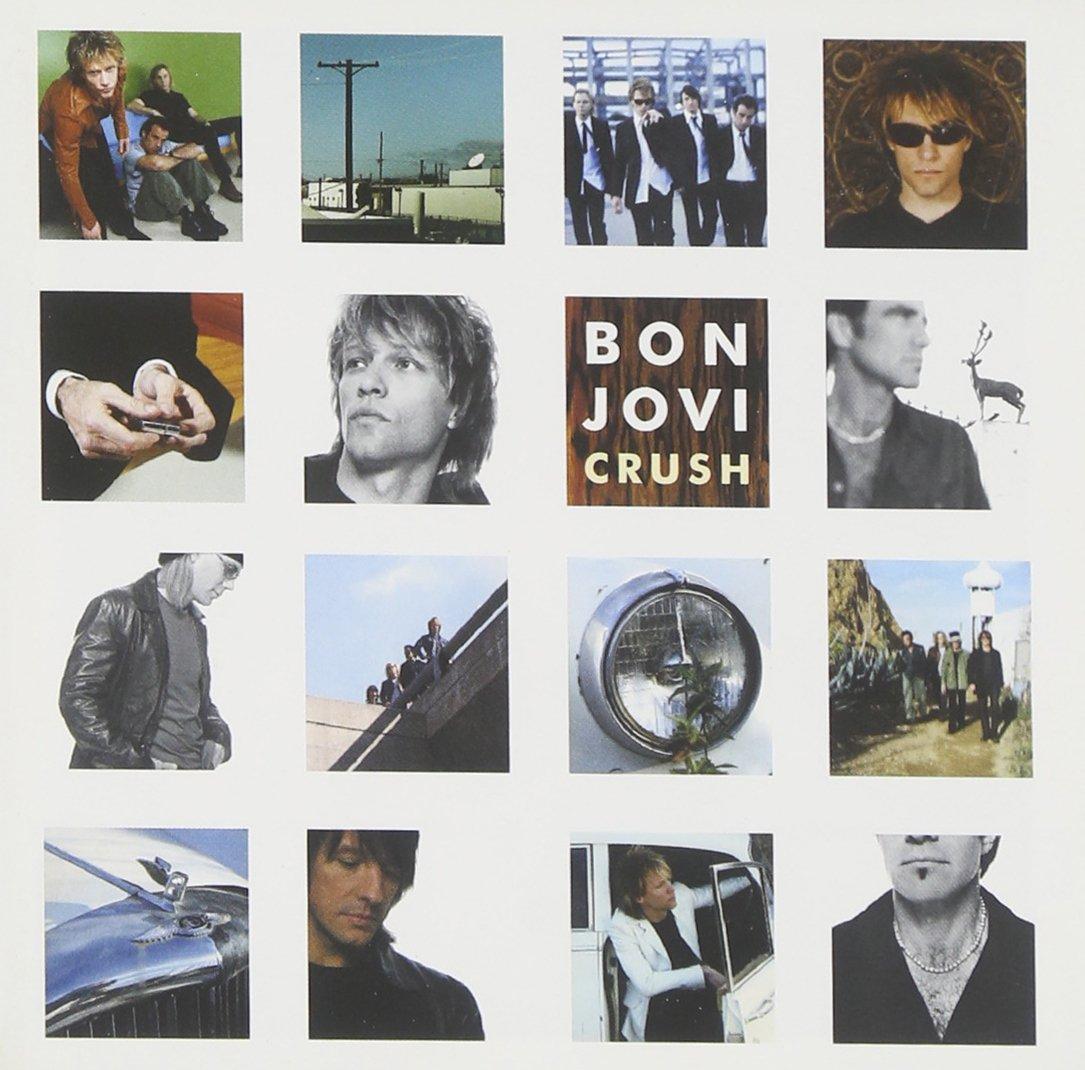 bon jovi crush album cover