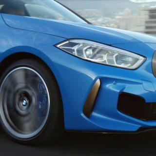 BMW Serie 1 spot ghali