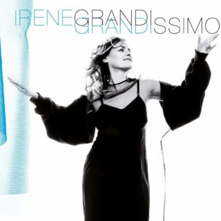 Finalmente io Irene Grandi Grandissimo album 2020 copertina