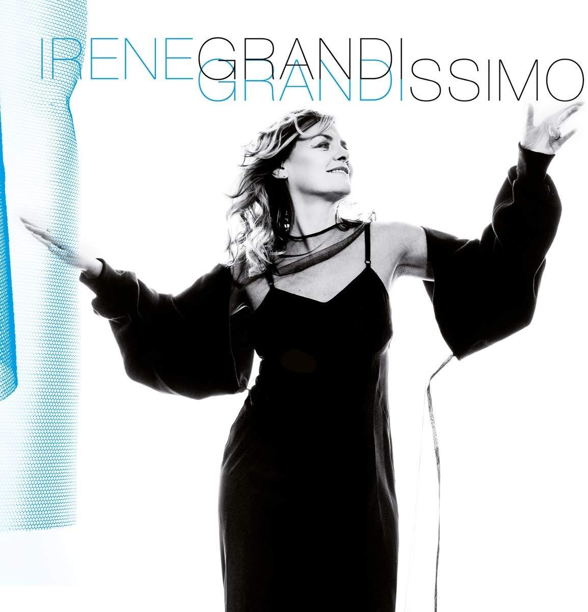 Irene Grandi Grandissimo album 2020 copertina