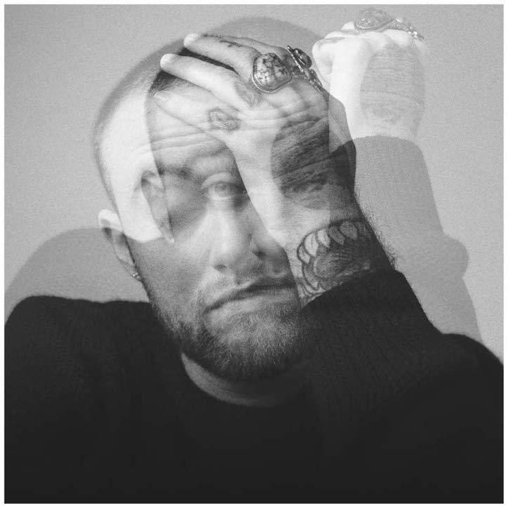 Good News Mac Miller Circles album cover