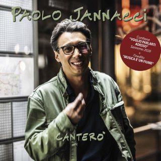 Voglio Parlarti Adesso Paolo Jannacci Canterò copertina album 2020