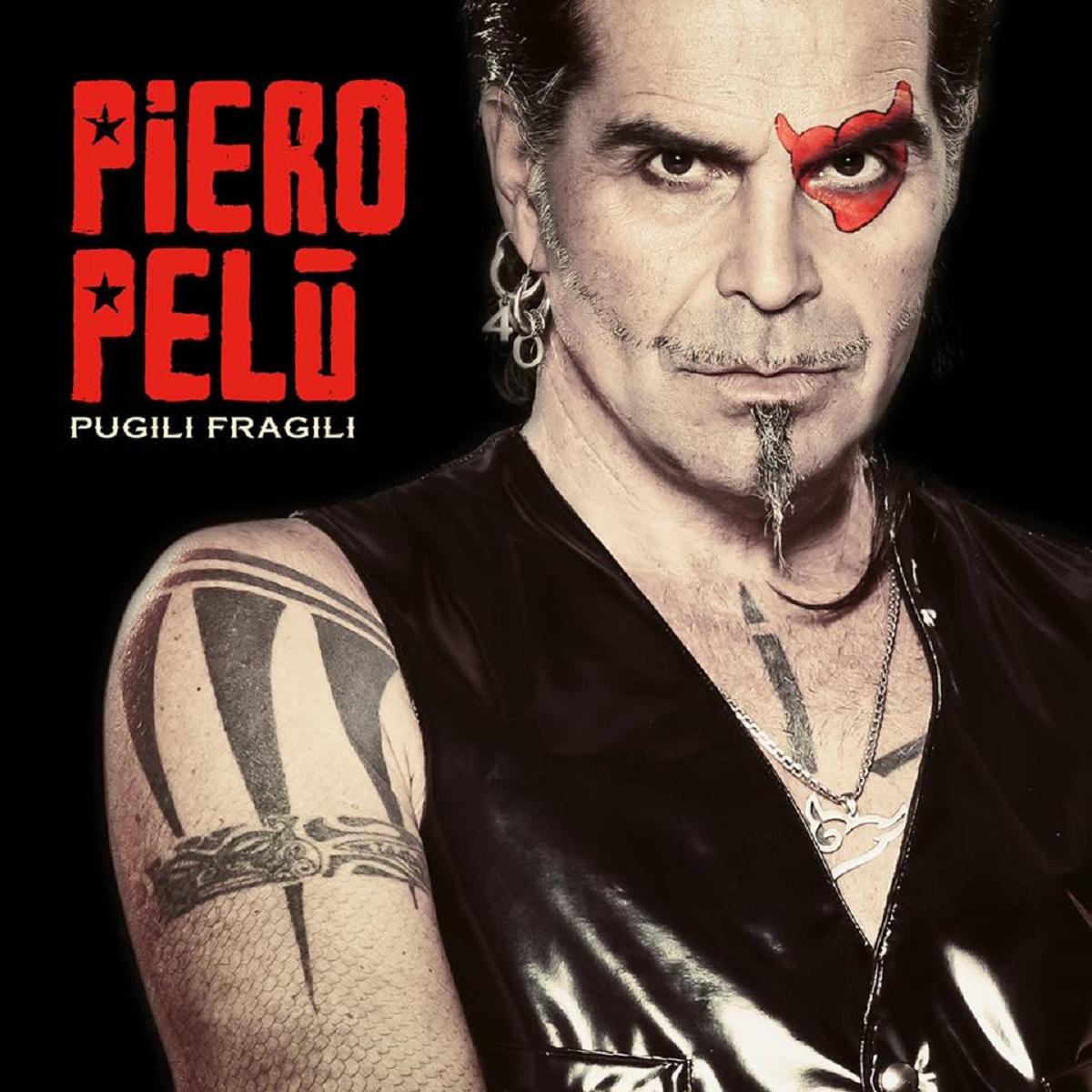 Gigante Piero Pelù pugili fragili album 2020 cover