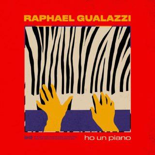 Carioca Raphael Gualazzi ho un piano album 2020 copertina