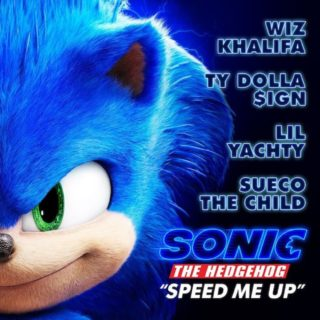 Speed Me Up From Sonic the Hedgehog