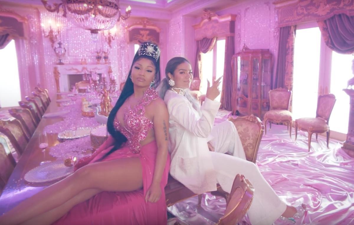Tusa KAROL G Nicki Minaj