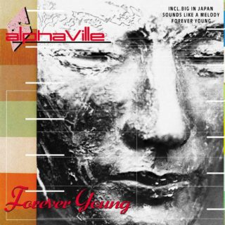 forever young alphaville album copertina