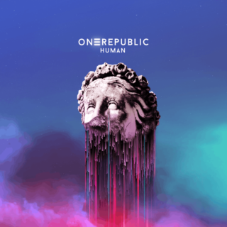 OneRepublic Human album cover