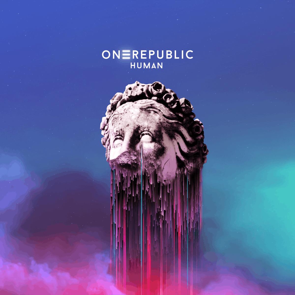 OneRepublic Human album cover