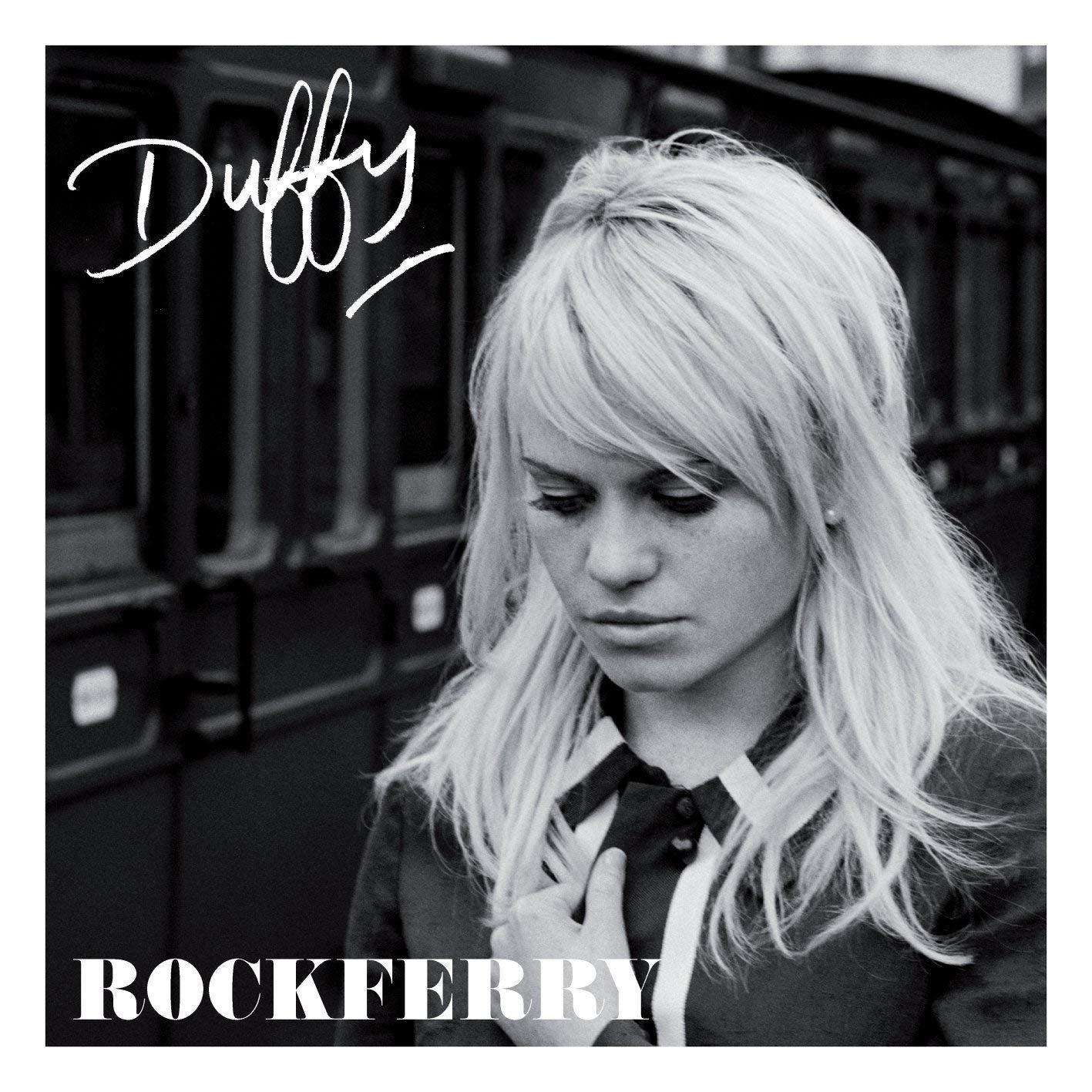 duffy rockferry album cover