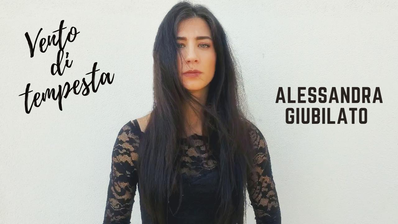 Alessandra Giubilato vento di tempesta